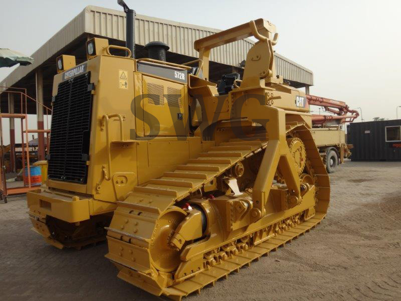 Caterpillar 572R - Used construction machines for sale in USA & Canada