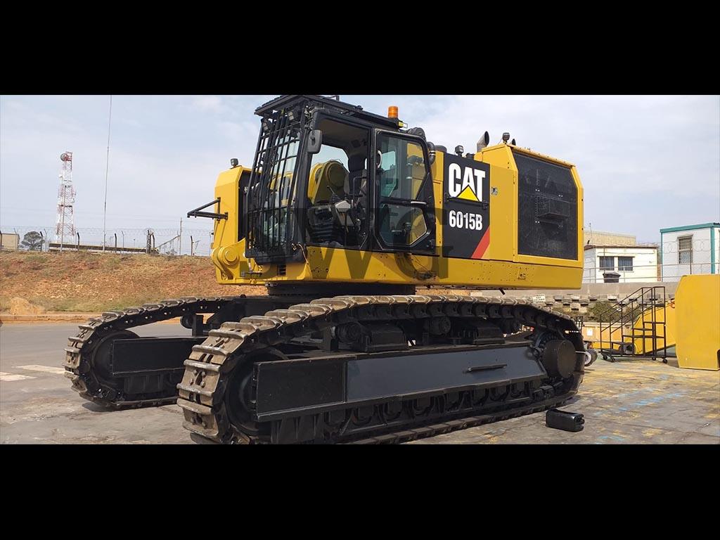 Caterpillar 6015B - Used excavators for sale in Australia