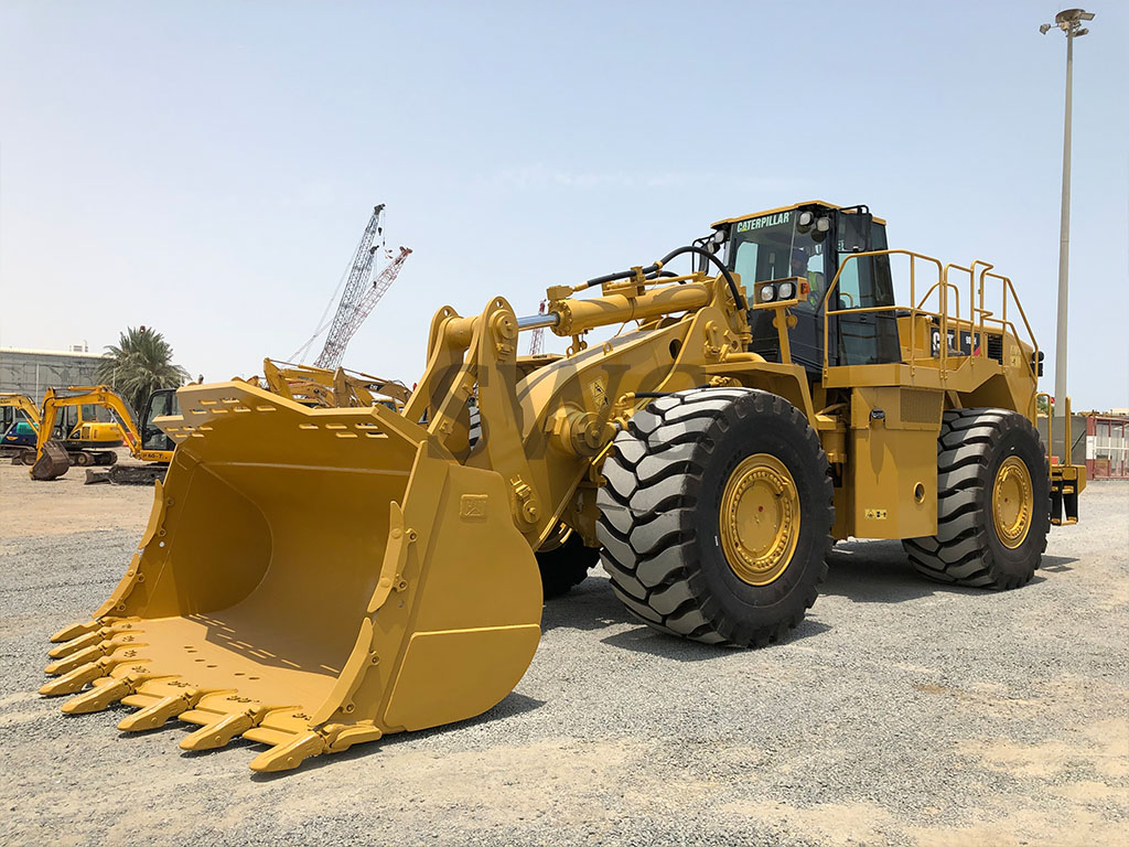 Caterpillar 988H - Heavy equipment for rental in USA & Canada