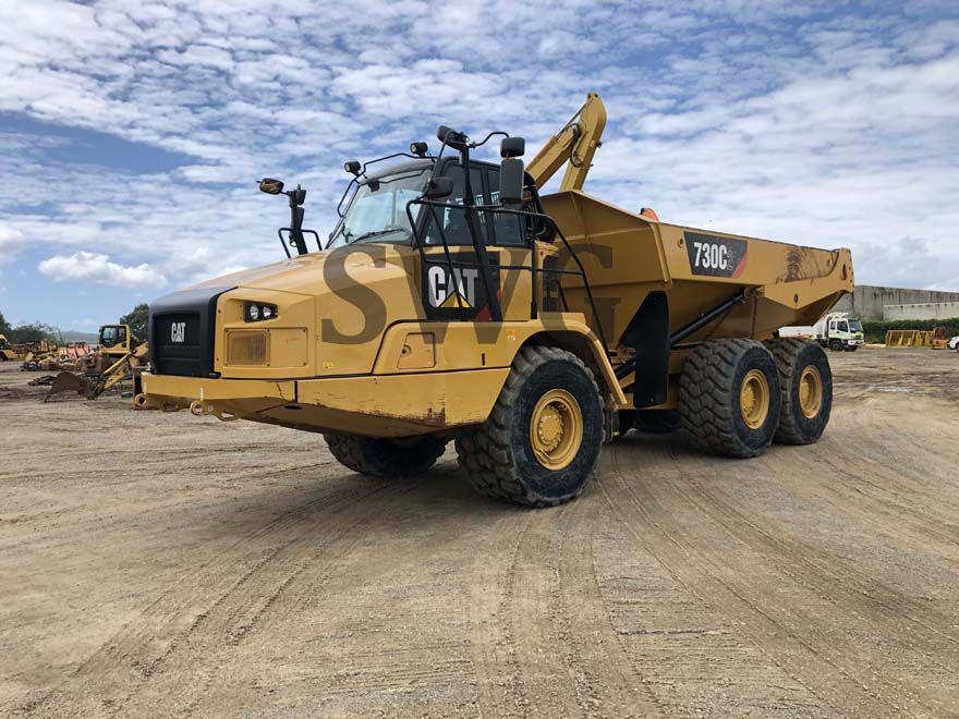 Caterpillar 730C2 - Used Caterpillar Equipment for Sale in Australia, Mexico, Ghana & Chile