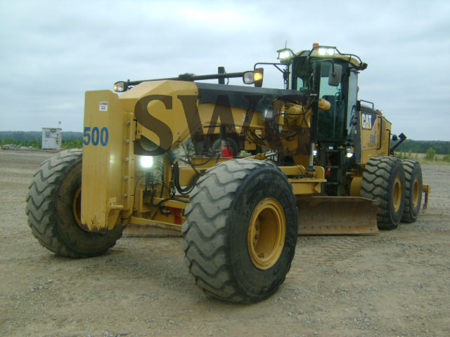 Caterpillar 16M - Used motor graders for sale in USA & Canada