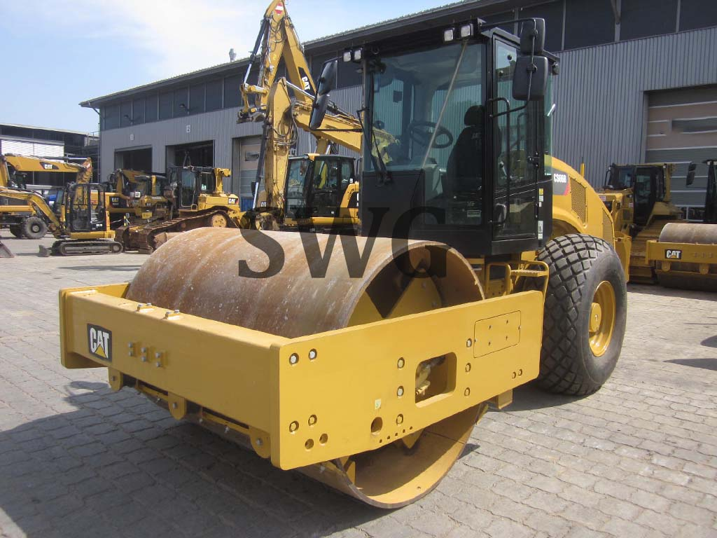 Caterpillar CS66B - Used Construction Equipment for Sale in Mexico, Ghana, Chile, USA & Canada