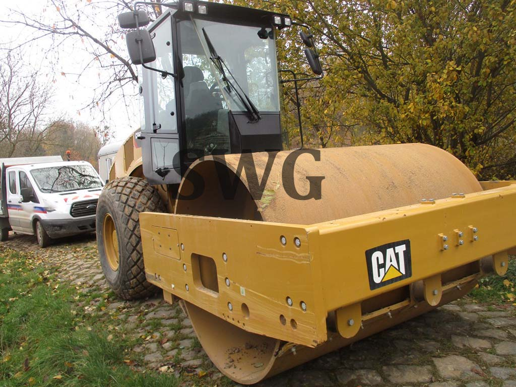 Caterpillar CS66B - Used Compactors for Sale in USA & Canada