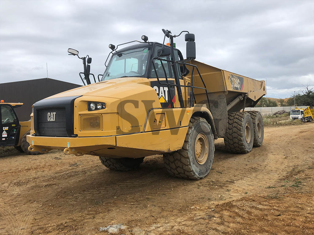 Caterpillar 730C2 - Used Equipment Auctions in Mexico, Ghana, USA, Canada, & Chile - Southwest Global