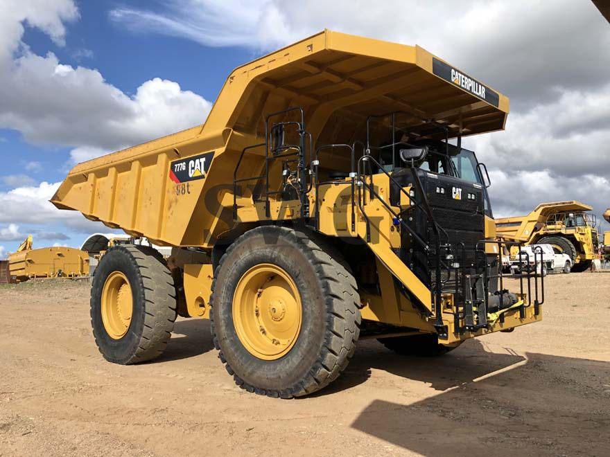 Caterpillar 777G - Used Equipment Auction in USA & Canada