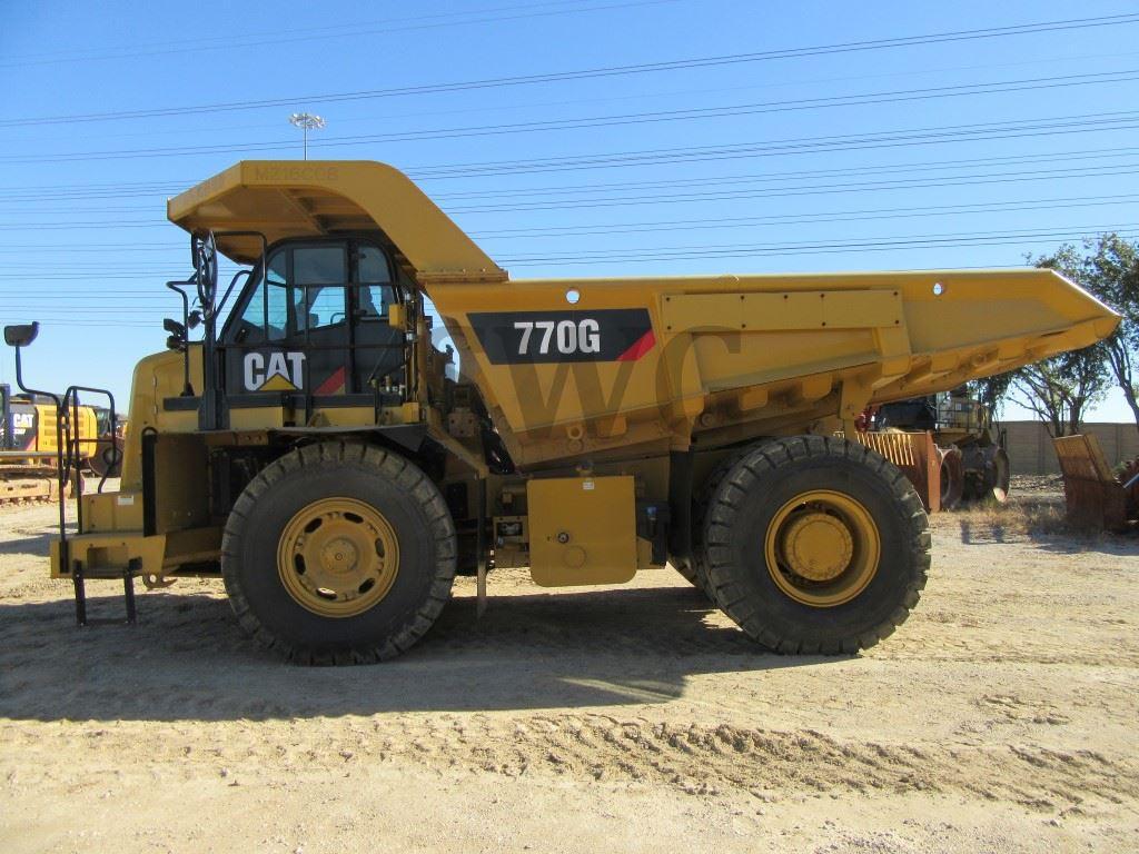 Caterpillar 770G