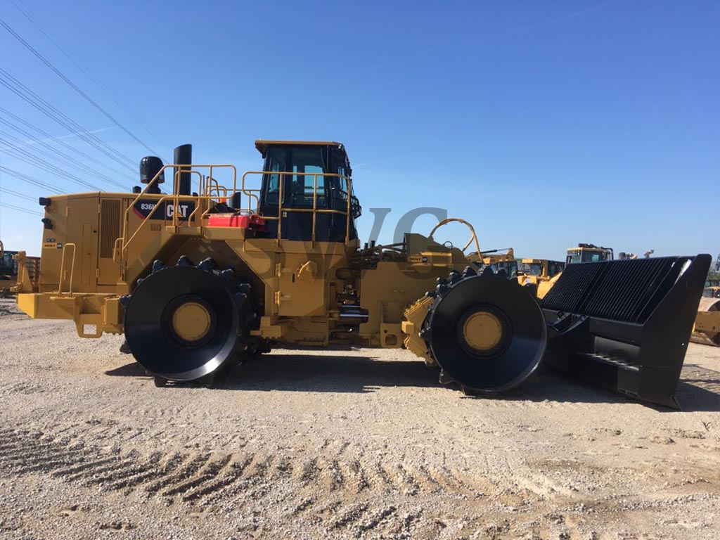 Caterpillar 836H - Used Equipment Auctions in USA & Canada