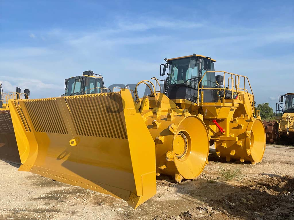 Caterpillar 836H - Heavy equipment for rental in USA & Canada