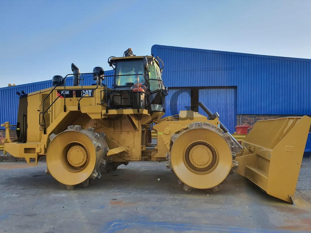 Caterpillar 826K - Used construction equipment for sale in USA & Canada