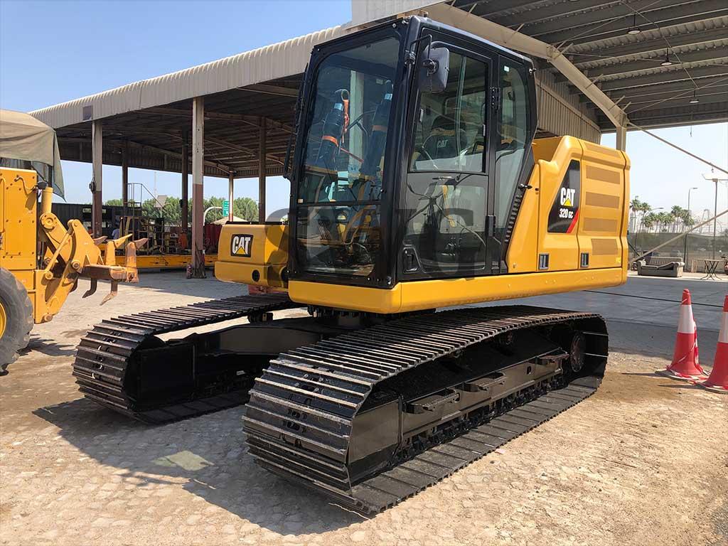 Caterpillar 320GC - Used Equipment Auctions in USA & Canada