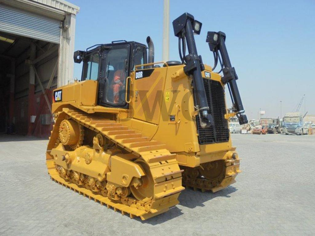 Caterpillar D8R - Used Construction Equipment for Sale in USA & Canada