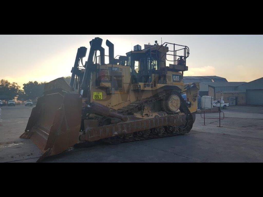 Caterpillar D10T2 - Used Equipment Auctions in USA, Canada & Chile - Southwest Global