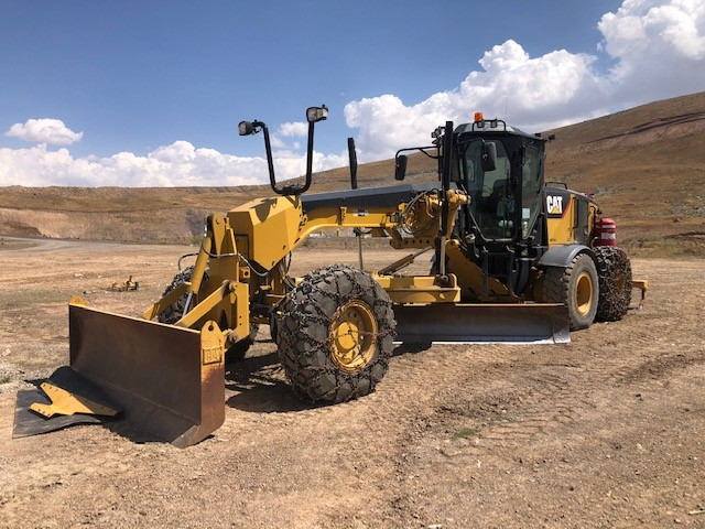 Caterpillar 160M AWD - Used Equipment Auctions in Australia, Mexico, Ghana, Chile, USA & Canada